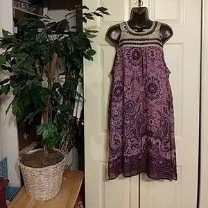 Dresses & Skirts - Dress with beaded neckline